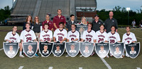 Alpharetta HS Raiders Senior Lacrosse Players, Coaches and Staff